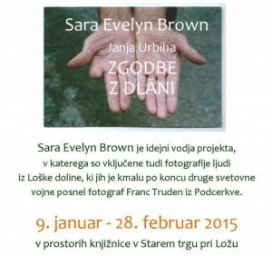 790 1 300x282 - Sara Evelyn Brown in Janja Urbiha: Zgodbe z dlani