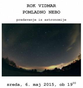 866 1 285x300 - Rok Vidmar: Pomladno nebo - predavanje iz astronomije