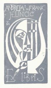 880 1 175x300 - Ex-librisi družine Jelinčič - razstava