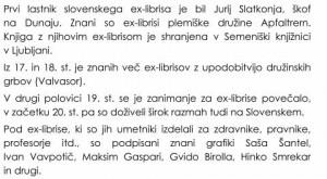 880 3 300x165 - Ex-librisi družine Jelinčič - razstava
