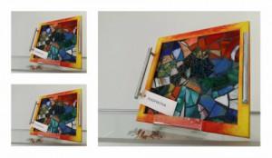 883 1 300x174 - Lidija Leskovšek: Razstava dekorativnih pladnjev - mozaikov iz stekla