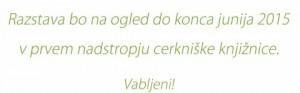 885 2 300x93 - 50 let Osnovne šole Notranjski odred Cerknica - razstav