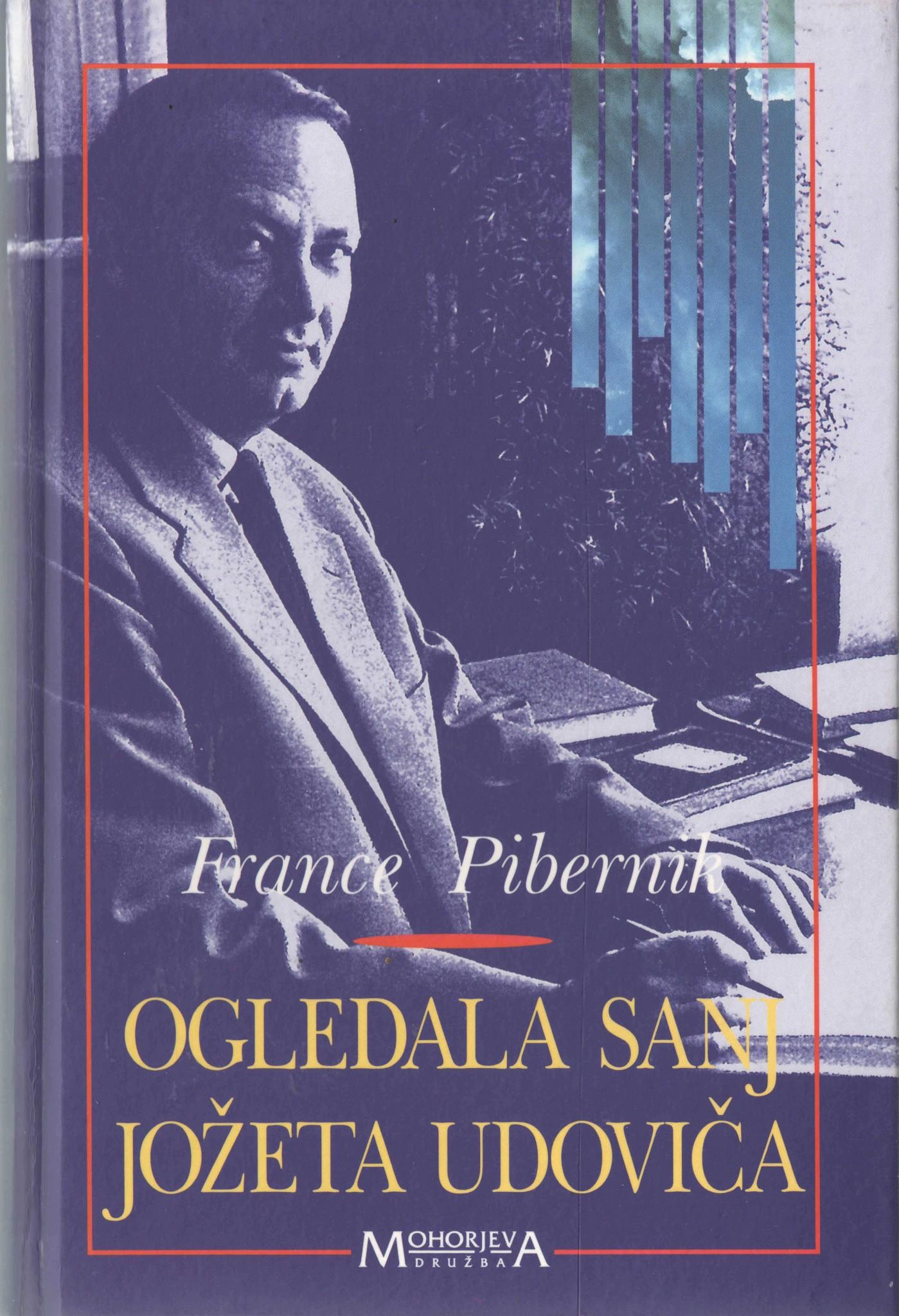 France Pibernik je ob deseti obletnici smrti pripravil monografijo o pesniku - France Pibernik je ob deseti obletnici smrti pripravil monografijo o pesniku