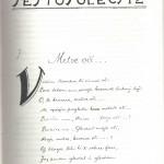 Prva objavljena pesem Mrtve oci v rokopisnem glasilu Šestosolec1929 150x150 - Jože Udovič
