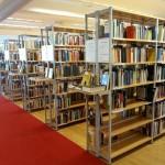 knjižnica rakek