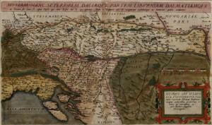 Hirsvogelio Illirici sev Sclavoniae Continentis 1024 300x177 - Zemljevidi
