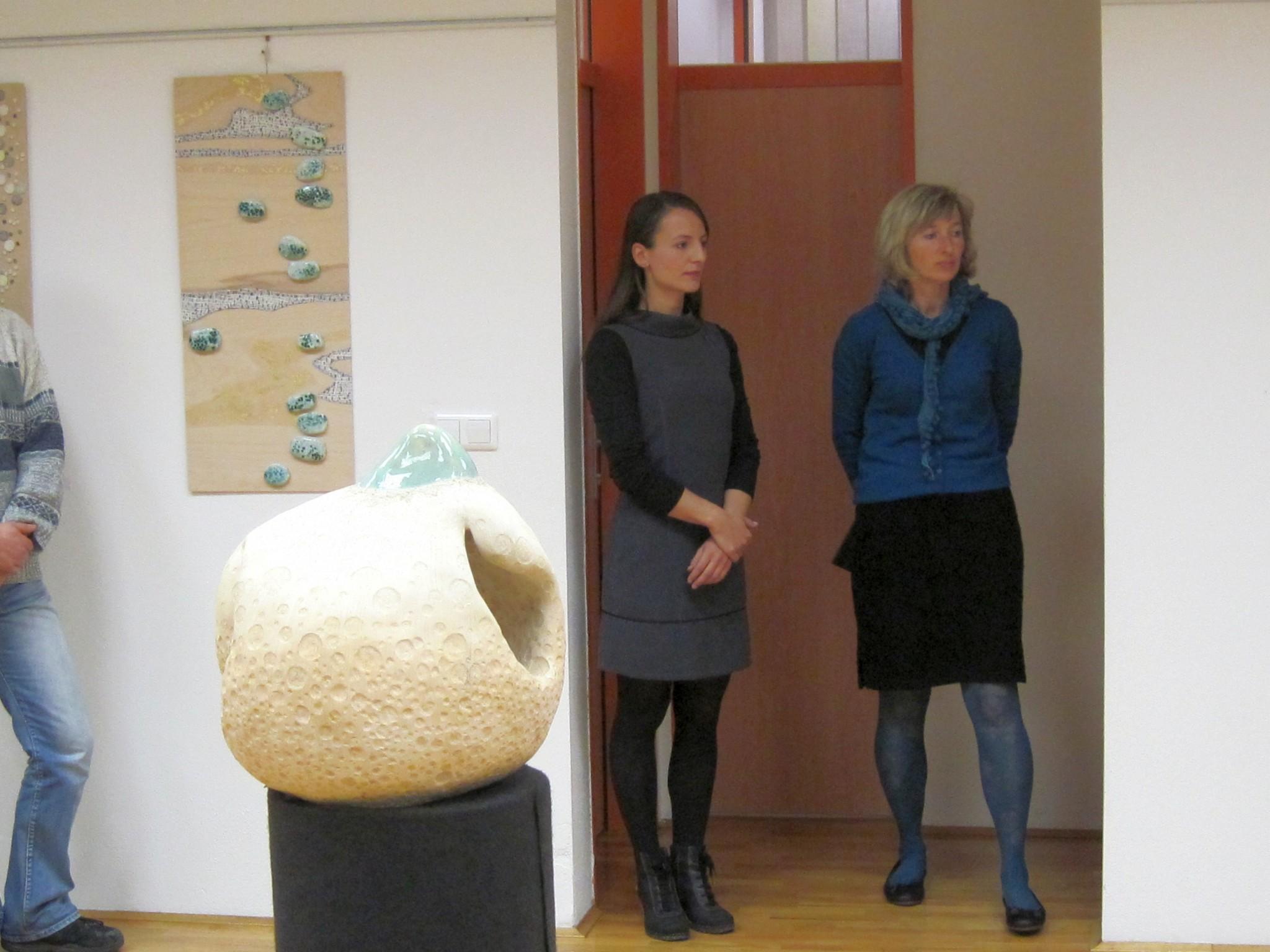 IMG 2240 - Anja Lautar - kiparska razstava