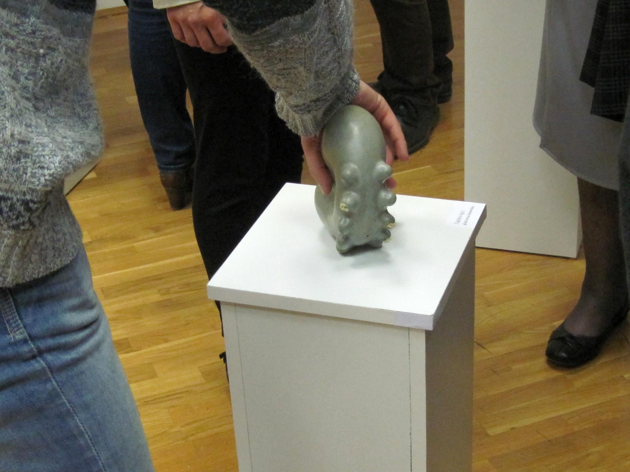 IMG 2252 - Anja Lautar - kiparska razstava