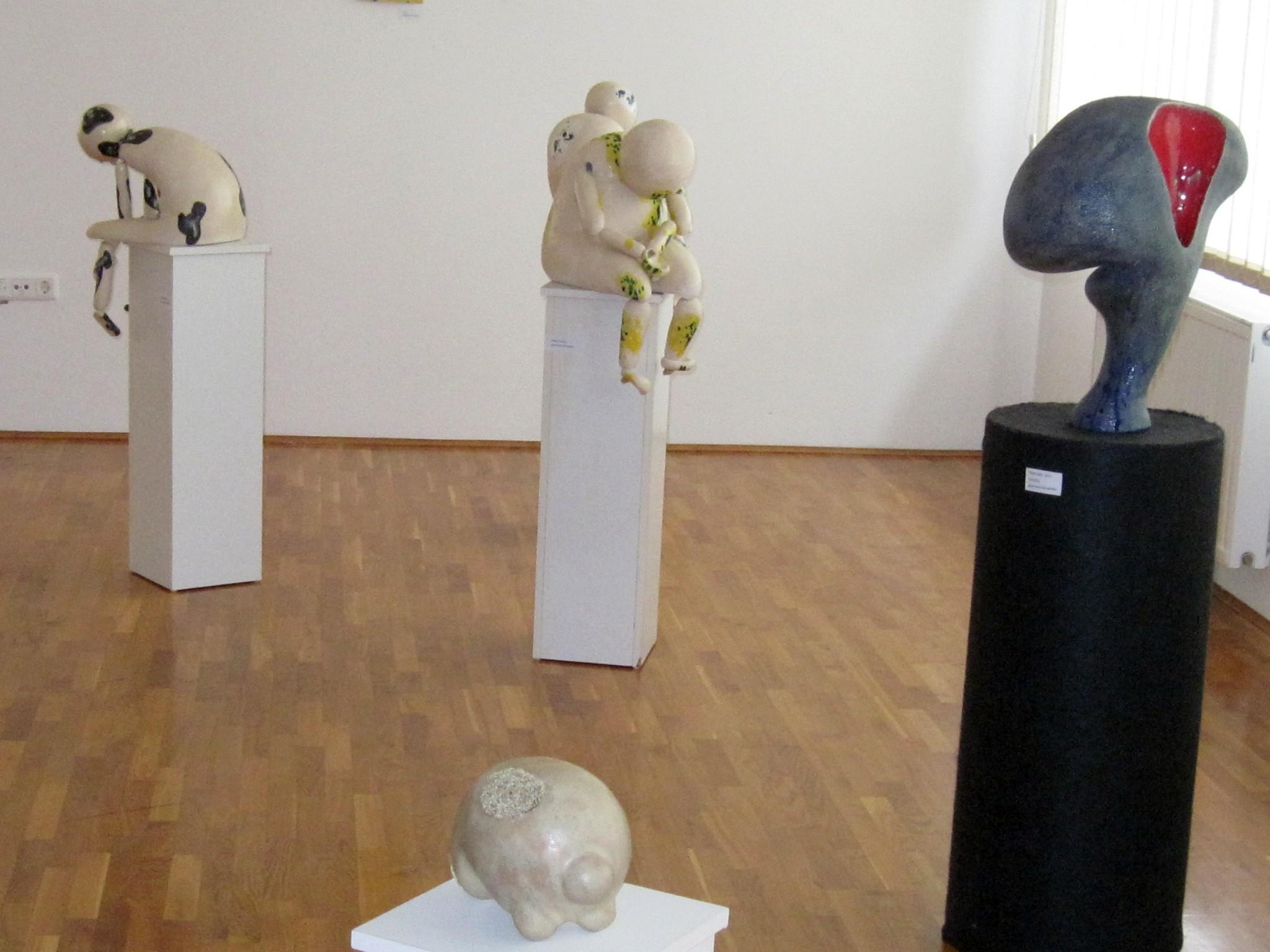 IMG 2258 - Anja Lautar - kiparska razstava