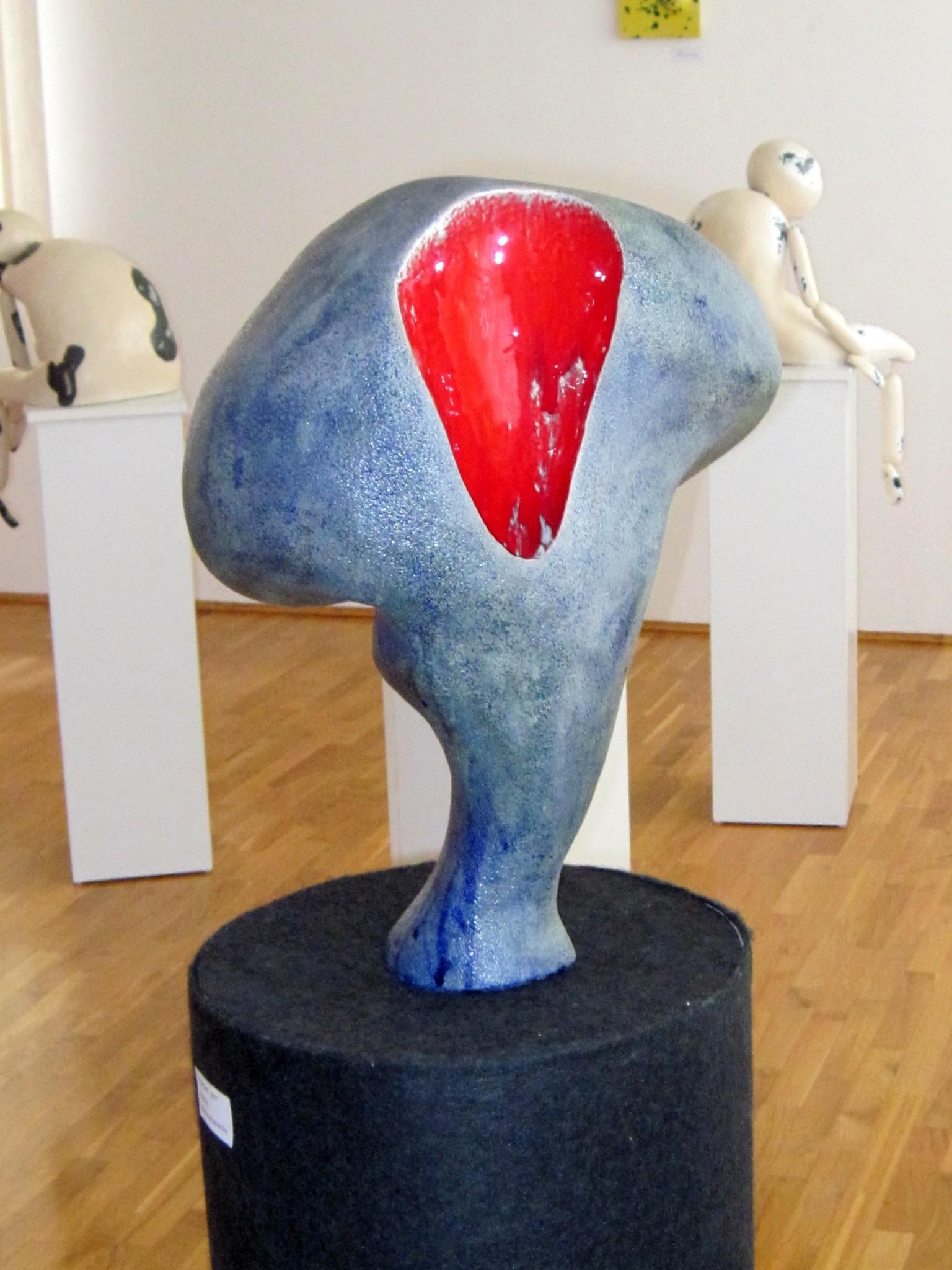 IMG 2270 - Anja Lautar - kiparska razstava