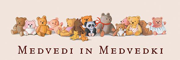 napis medvedi - Arhiv razstave