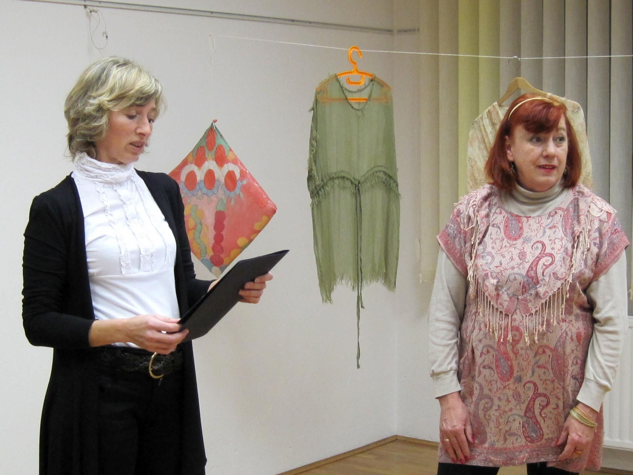 IMG 2362 - Sonja Butina: Stare rute in šali - razstava