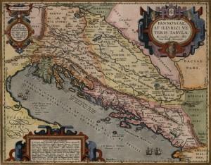 Ortely Pannoniae et Illyrici Teris tabvla 1603 1024 300x234 - Zemljevidi