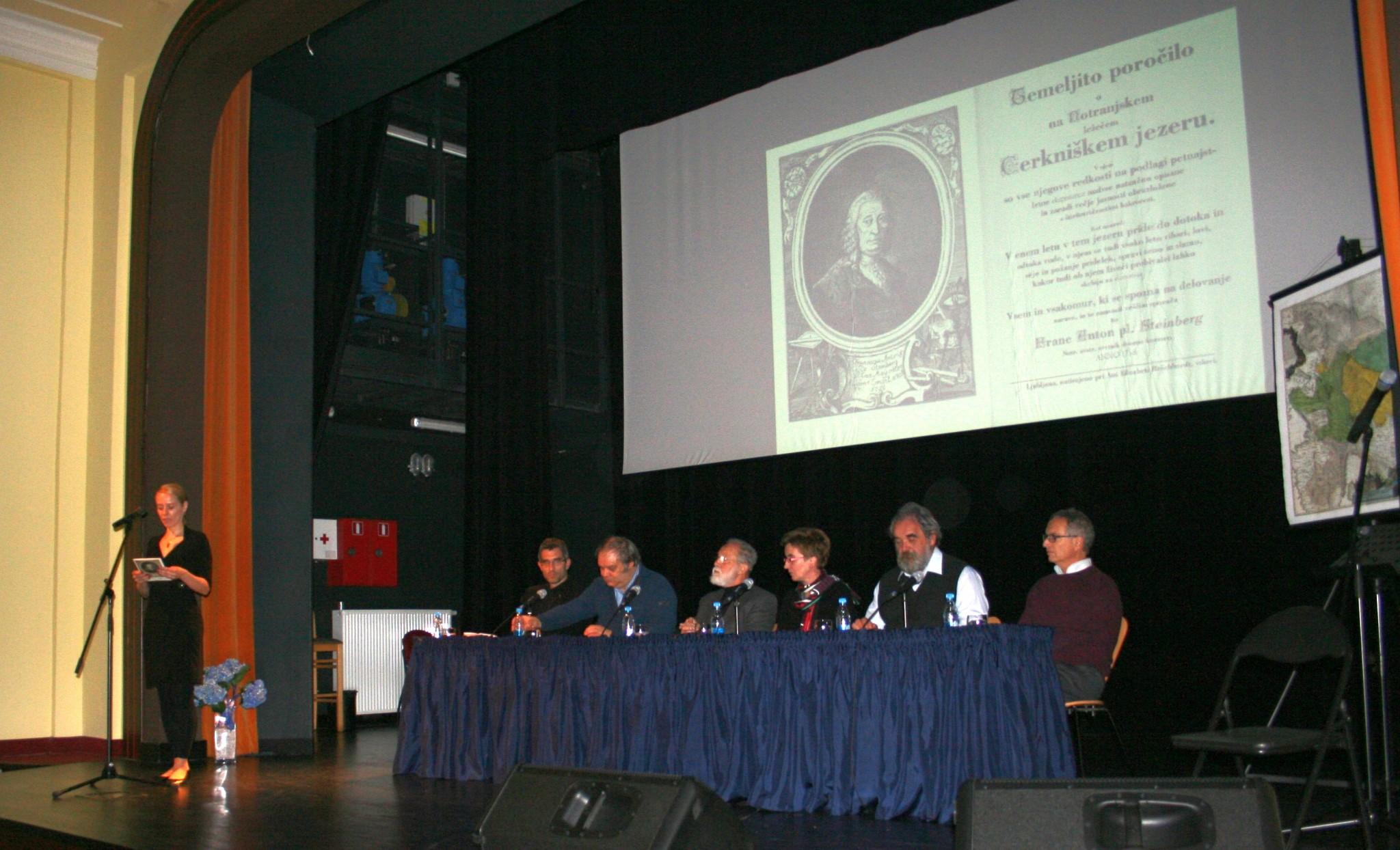 image034 - Predstavitev monografije Franca Antona pl. Steinberga Temeljito poročilo o na Notranjskem ležečem Cerkniškem jezeru