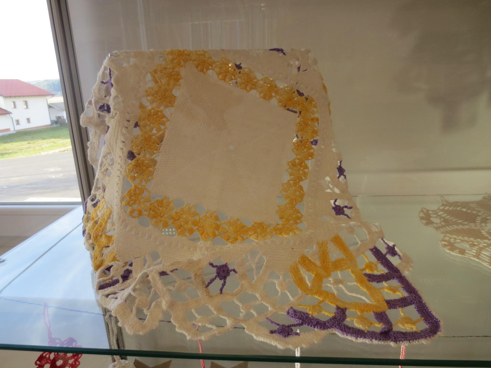 IMG 3255 - Antonija Koren - razstava kvačkanih izdelkov