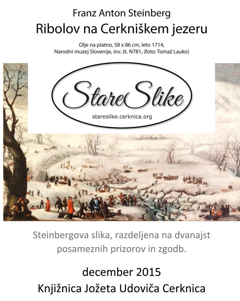 vabilo1 815x1024 - Steinbergov Ribolov na Cerkniškem jezeru v dvanajstih zgodbah