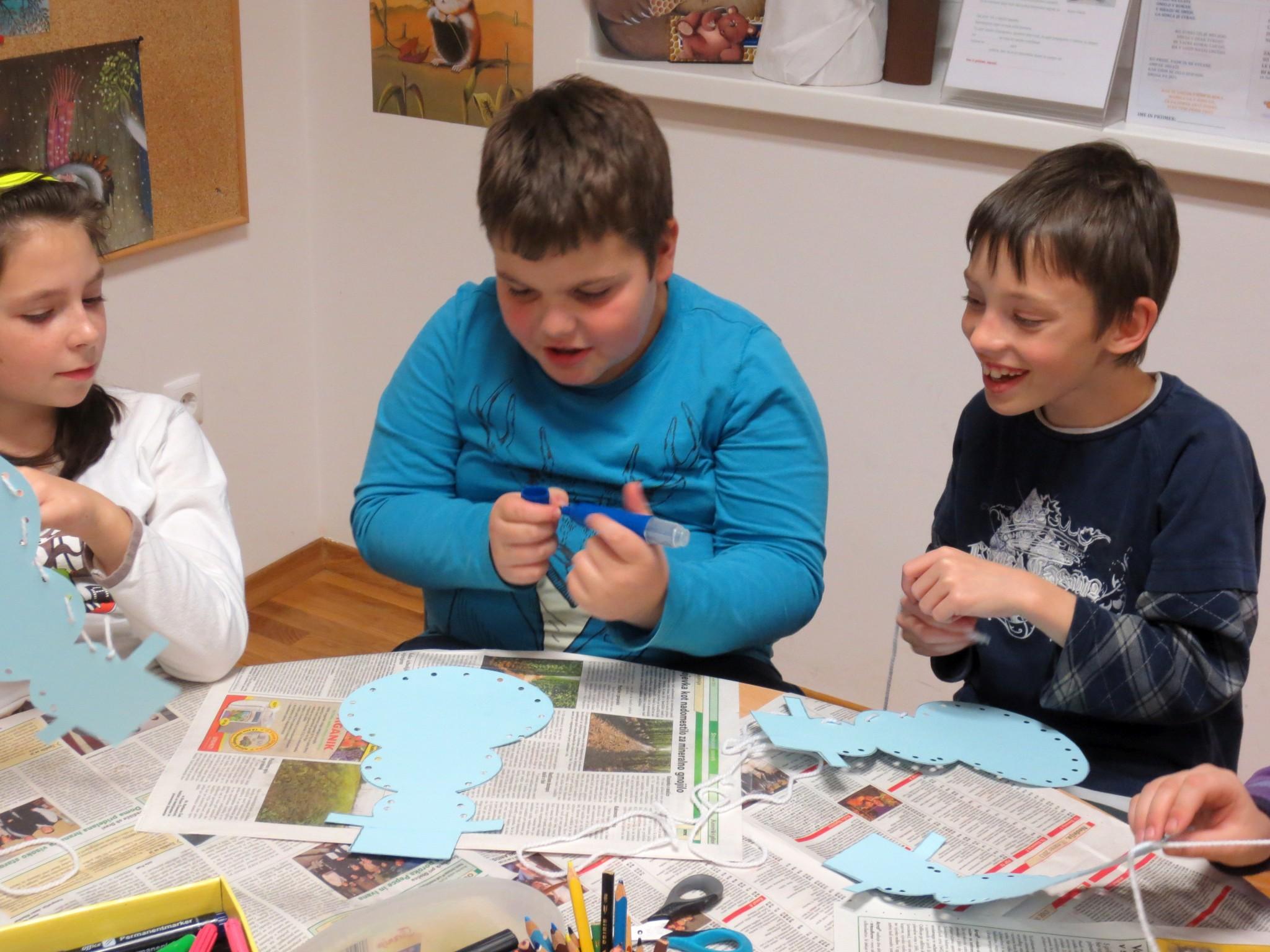 IMG 3385 - Pravljična ura in ustvarjalna delavnica za otroke od 4. leta dalje