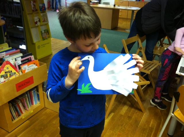 image - Pravljična urica in ustvarjalna delavnica za otroke od 4. leta dalje