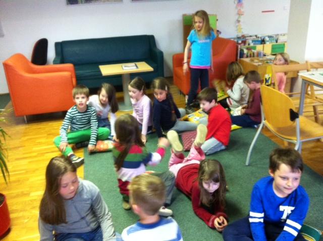 image 1 - Pravljična urica in ustvarjalna delavnica za otroke od 4. leta dalje