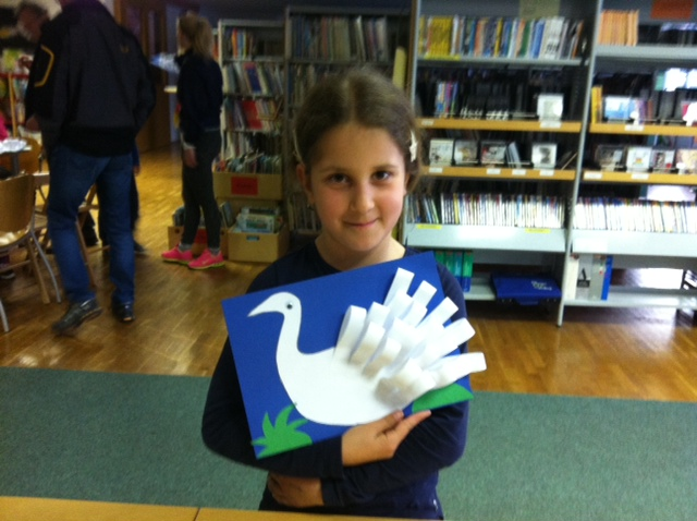 image 2 - Pravljična urica in ustvarjalna delavnica za otroke od 4. leta dalje