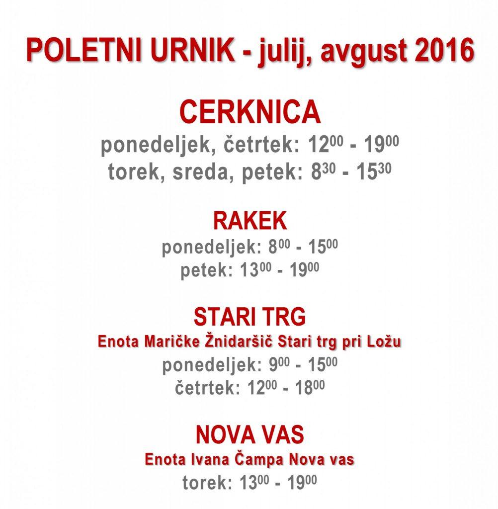 poletni urnik 2016a copy 1002x1024 - Poletni urnik - julij, avgust 2016