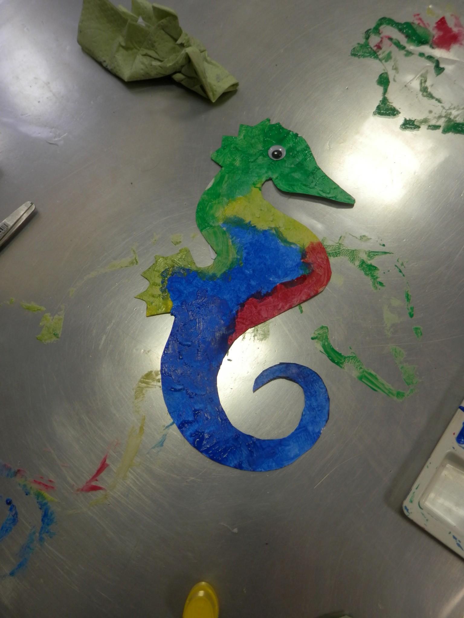 P9160019 - Morski konjiček - pravljična urica z ustvarjalno delavnico za otroke od 4. leta dalje