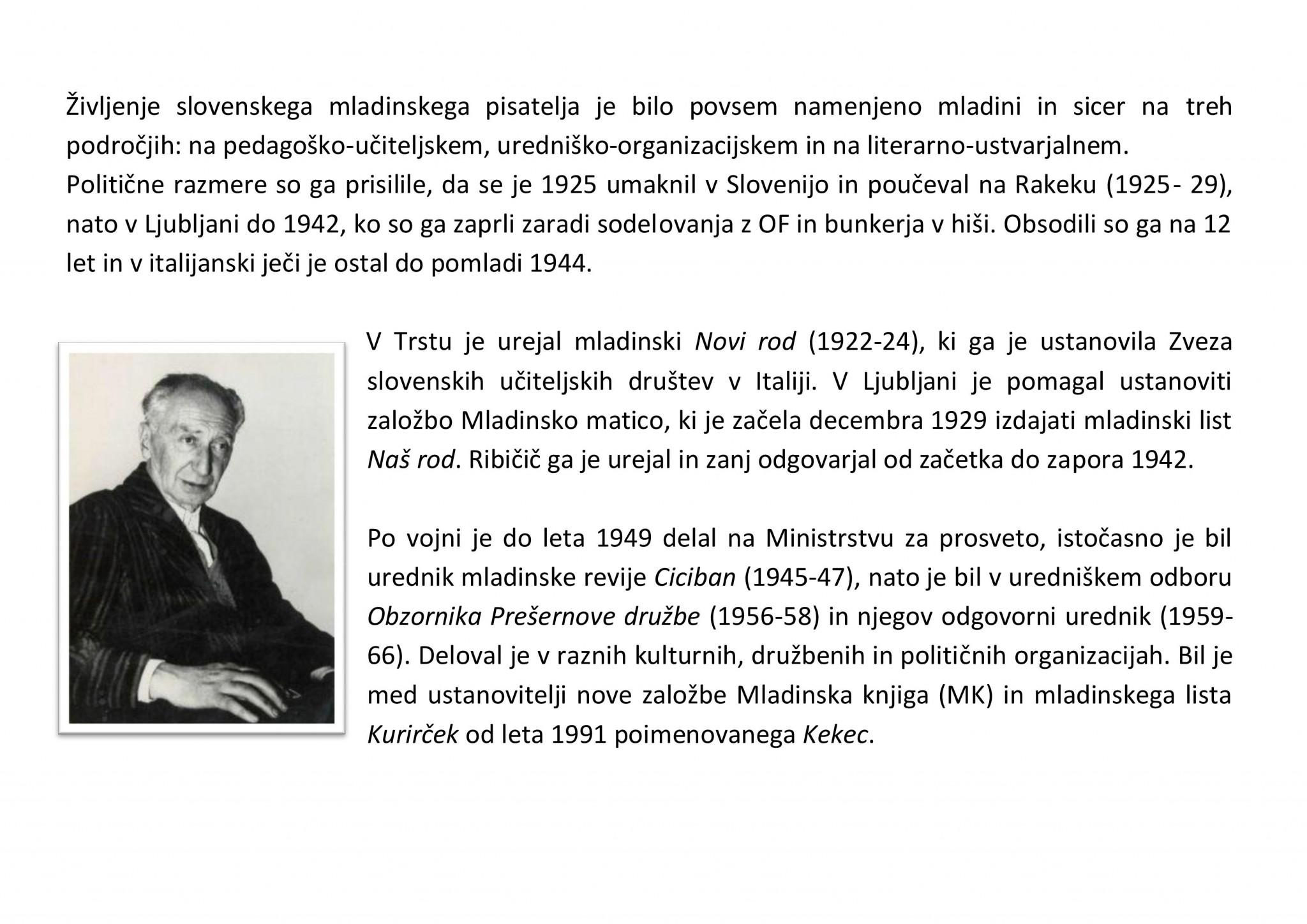 življenjepis page 002 - Josip Ribičič - razstava ob 130-letnici rojstva