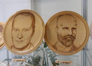 4 1 300x217 - Tomaž Čuček - razstava pirografskih izdelkov