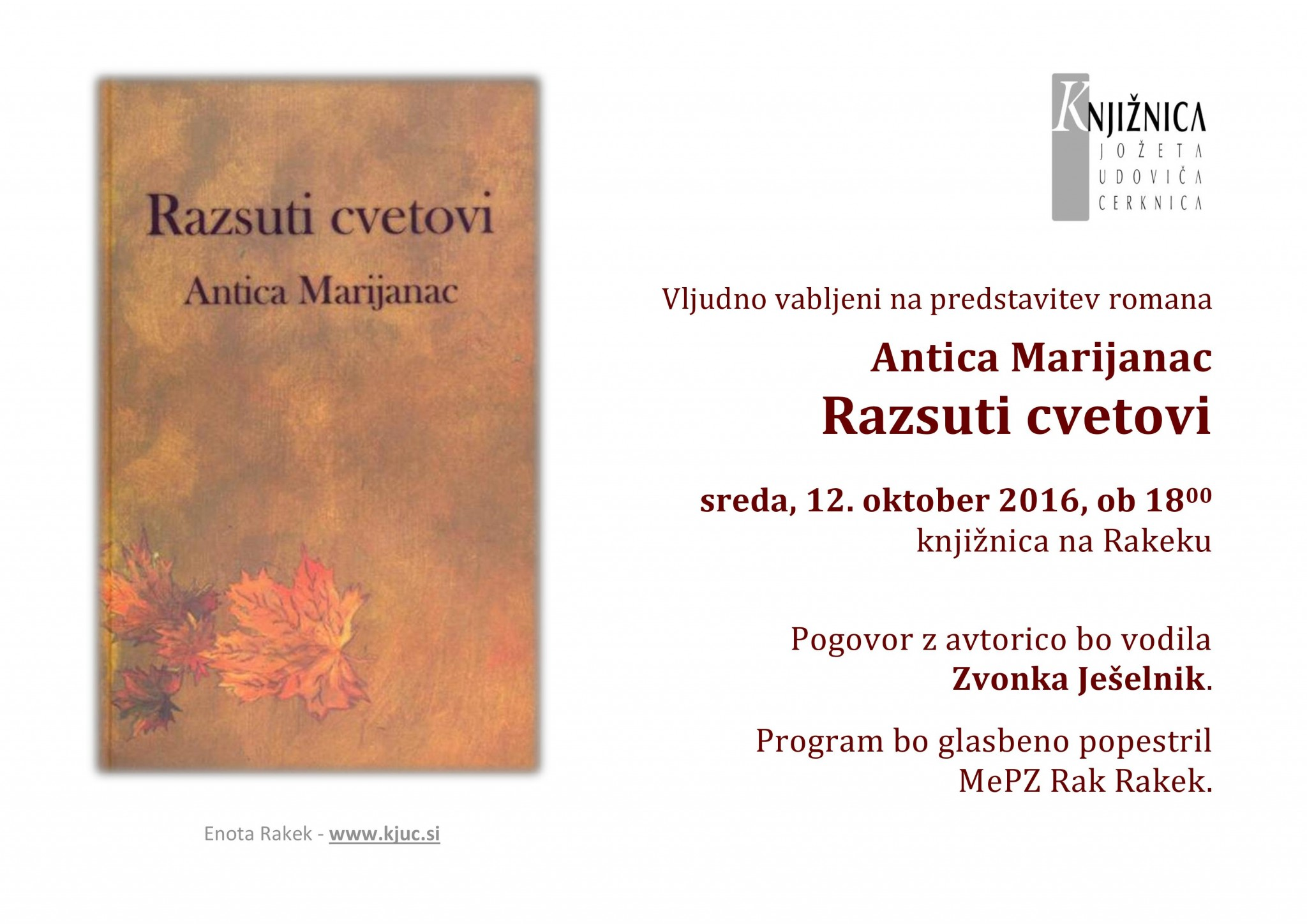 Antica Marijanac. 2016 page 001 - Antica Marijanac: Razsuti cvetovi