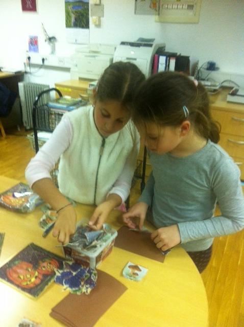 image 2 - Pravljična urica  z ustvarjalno delavnico  za otroke od 4. leta dalje