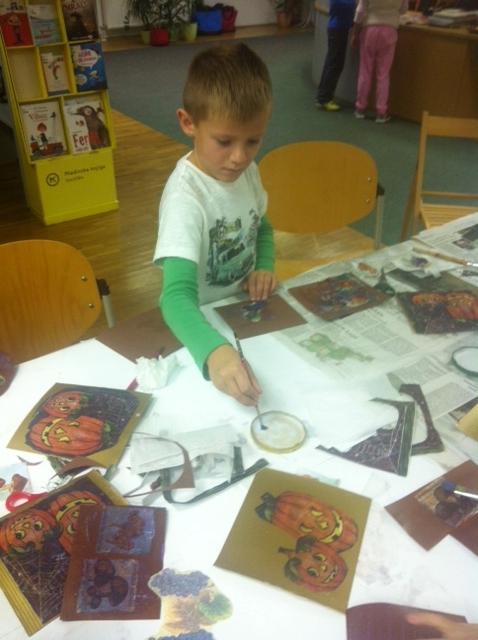 image 3 - Pravljična urica  z ustvarjalno delavnico  za otroke od 4. leta dalje