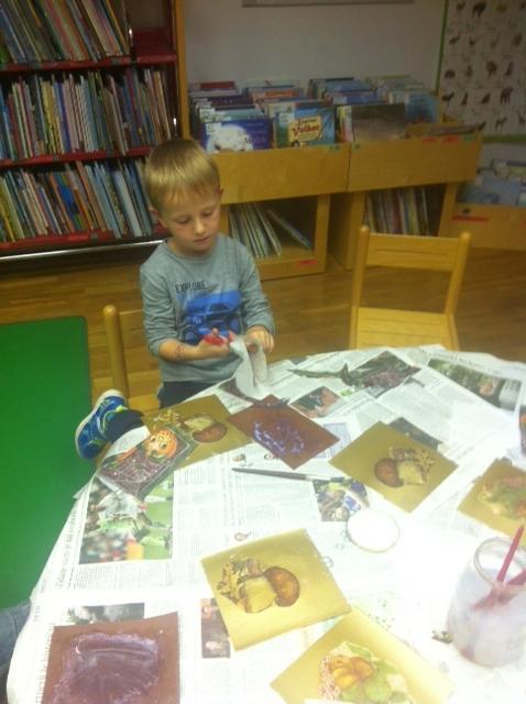 slika1 - Pravljična urica  z ustvarjalno delavnico  za otroke od 4. leta dalje