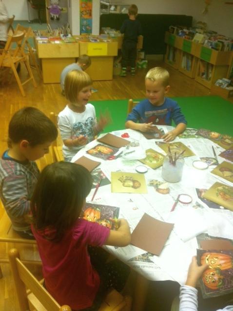 slika2 - Pravljična urica  z ustvarjalno delavnico  za otroke od 4. leta dalje