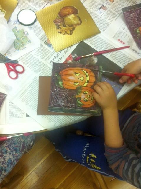 slika3 - Pravljična urica  z ustvarjalno delavnico  za otroke od 4. leta dalje