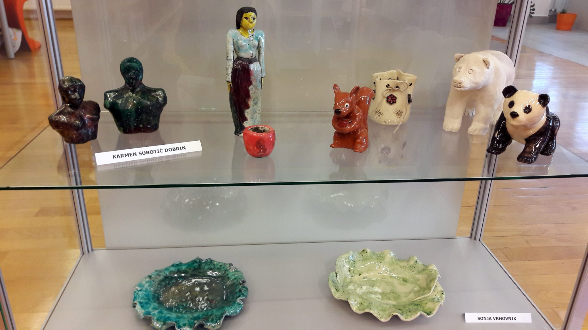 20170510 133347 - KD Rak Rakek - razstava izdelkov iz keramike