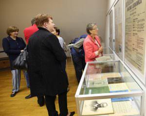 OTVORITEV RAZSTAVE 30 FOTO LJUBO VUKELIČ 300x239 - Fran Gerbič – otvoritev razstave ob stoletnici smrti