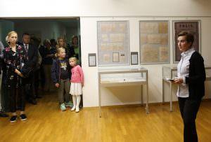 OTVORITEV RAZSTAVE 44 FOTO LJUBO VUKELIČ 300x203 - Fran Gerbič – otvoritev razstave ob stoletnici smrti