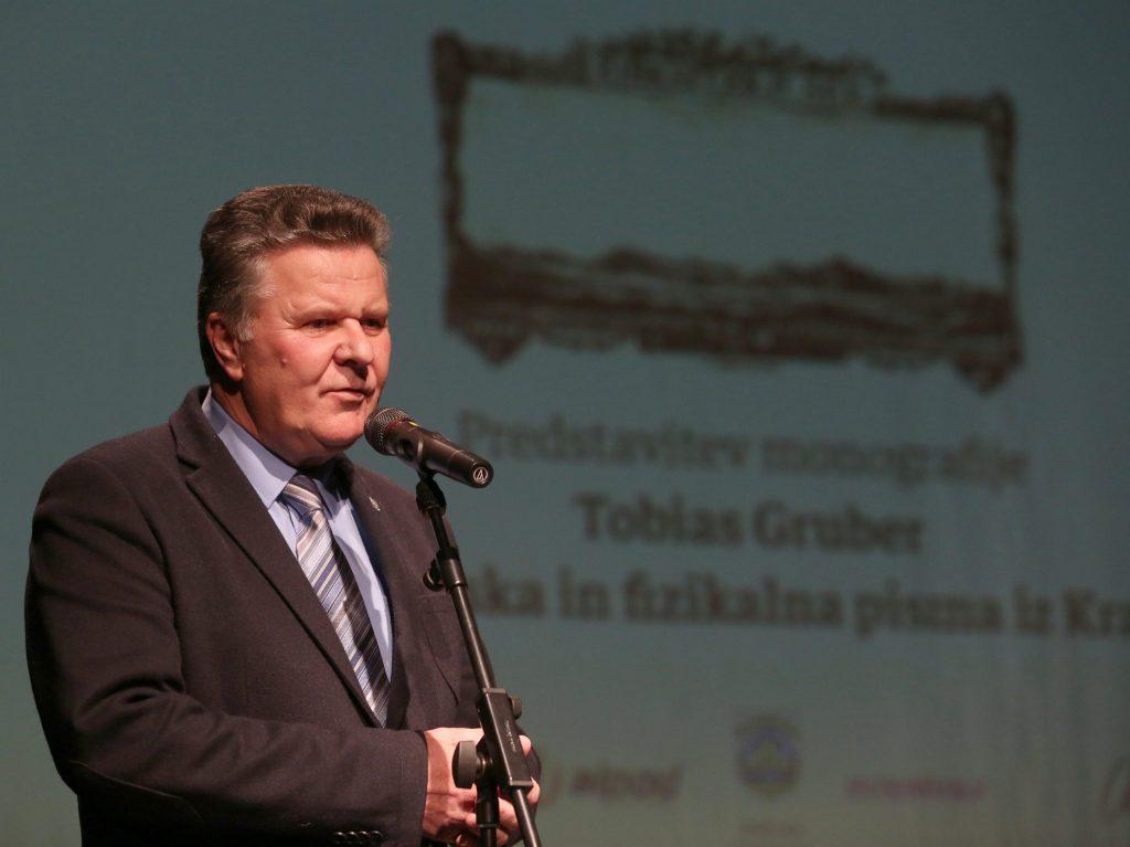 GRUBER 08 FOTO LJUBO VUKELIČ 1024x767 - Hidrografska pisma Tobiasa Gruberja predstavljena v Kulturnem domu