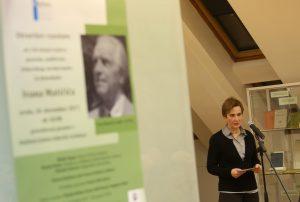 OTVORITEV RAZSTAVE 08 FOTO LJUBO VUKELIČ 300x202 - Ivan Matičič - otvoritev razstave ob 130-letnici rojstva