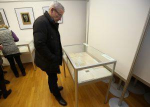 OTVORITEV RAZSTAVE 19 FOTO LJUBO VUKELIČ 300x214 - Ivan Matičič - otvoritev razstave ob 130-letnici rojstva