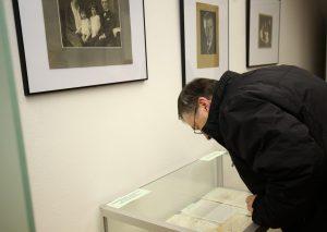 OTVORITEV RAZSTAVE 25 FOTO LJUBO VUKELIČ 300x213 - Ivan Matičič - otvoritev razstave ob 130-letnici rojstva
