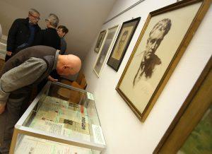 OTVORITEV RAZSTAVE 26 FOTO LJUBO VUKELIČ 300x218 - Ivan Matičič - otvoritev razstave ob 130-letnici rojstva