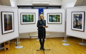 DSC08849 300x189 - Andreja Peklaj: Domovanje skrivnosti - odprtje fotografske razstave