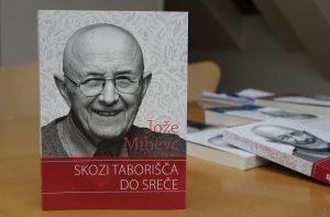 DSC01542 300x197 - Jože Mihevc: Skozi taborišča do sreče - predstavitev knjige