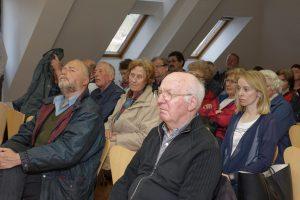 DSC01550 300x200 - Jože Mihevc: Skozi taborišča do sreče - predstavitev knjige