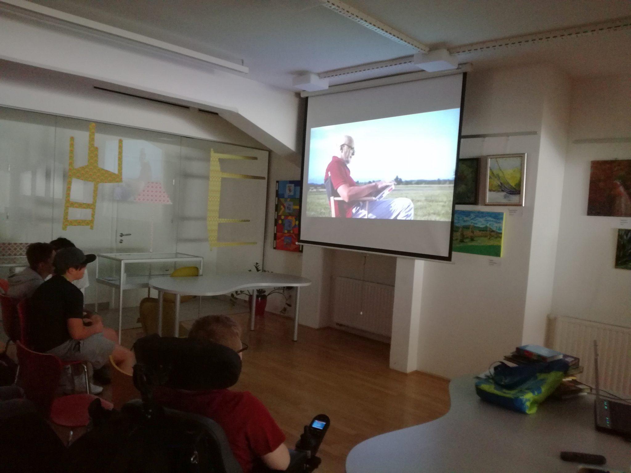 IMG 20180529 094206 - Še zadnji obisk sedmošolcev ob projektu Rastem s knjigo