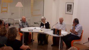 20180619 201231 300x169 - Večer družine Ivana Matičiča v počastitev poimenovanja knjižnice na Rakeku