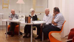 20180619 201307 300x169 - Večer družine Ivana Matičiča v počastitev poimenovanja knjižnice na Rakeku