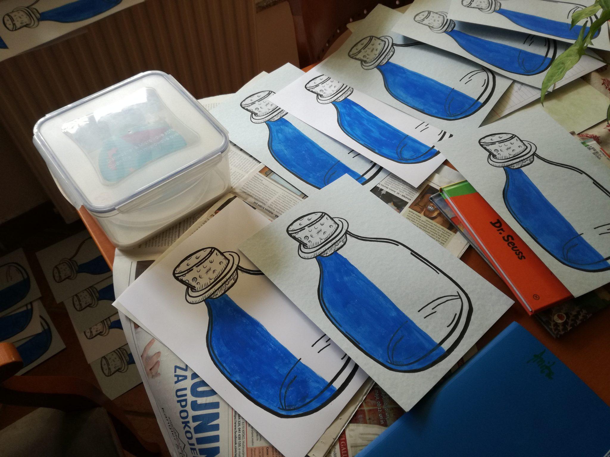 IMG 20180612 135842 - Ena modra pravljična urica z ustvarjalno delavnico za otroke od 4. leta dalje