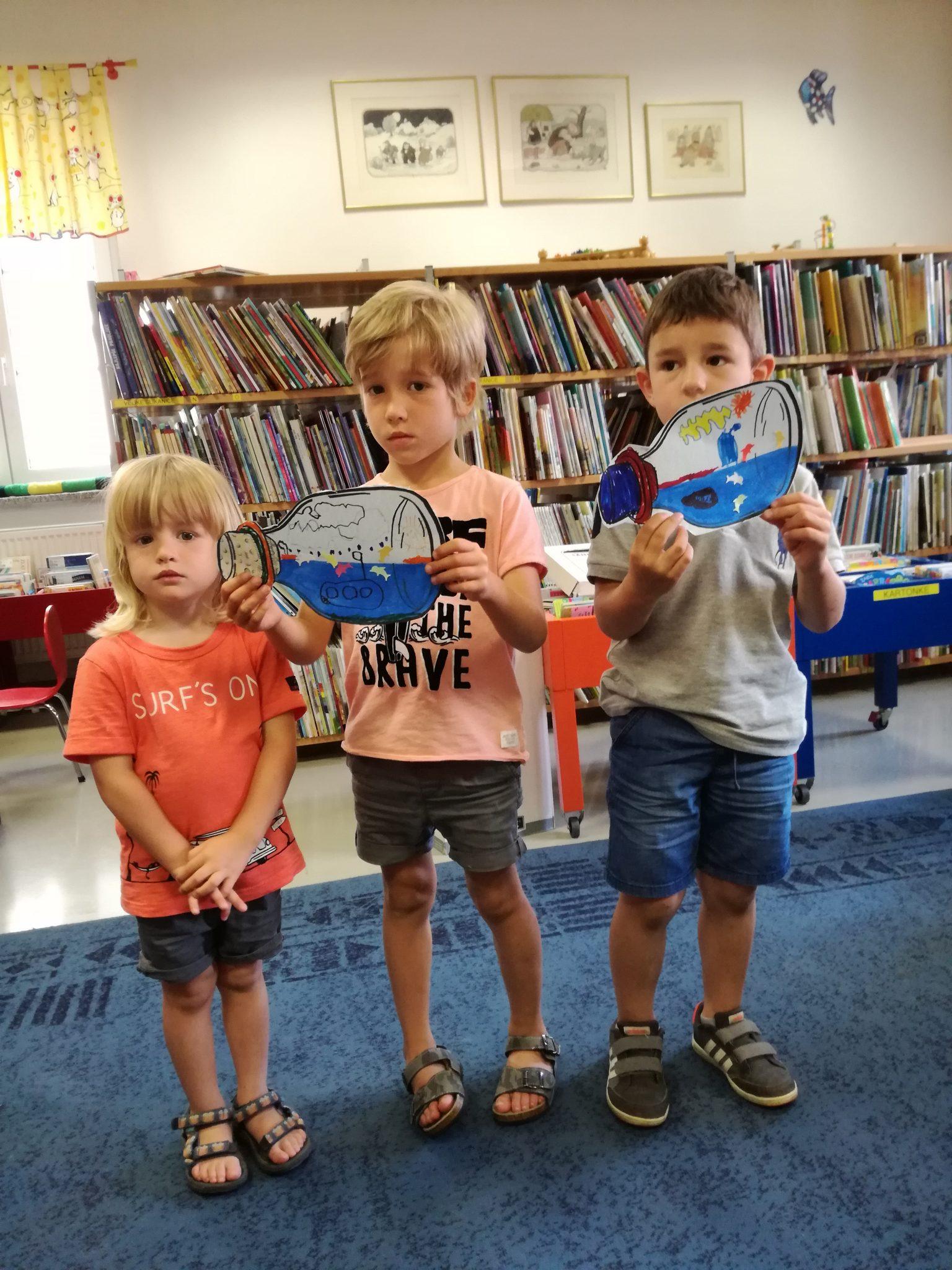 IMG 20180612 181155 - Ena modra pravljična urica z ustvarjalno delavnico za otroke od 4. leta dalje